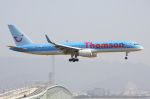 WING_ACEさんが、関西国際空港で撮影したトムソン航空 757-28Aの航空フォト(飛行機 写真・画像)