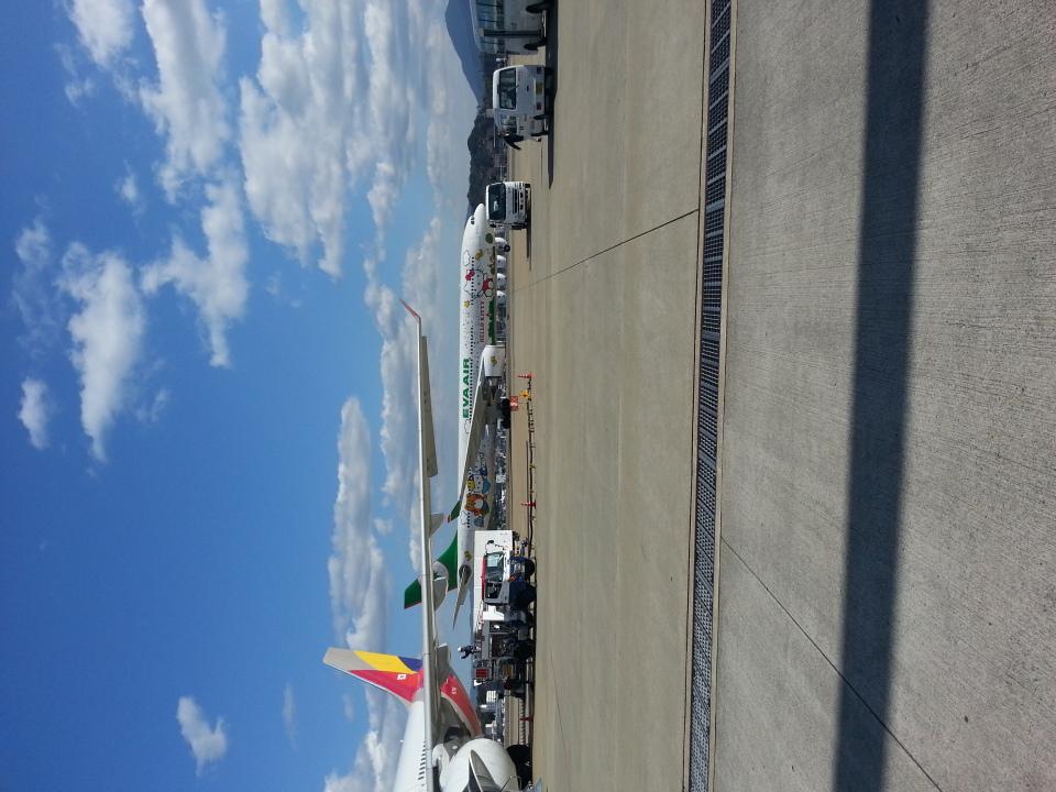 GE90777-300ERさんのエバー航空 Airbus A330-300 (B-16331) 航空フォト