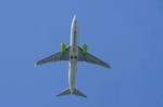 那覇空港 - Naha Airport [OKA/ROAH]で撮影されたソラシド エア - Solaseed Air [LQ/SNJ]の航空機写真