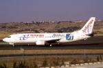 WING_ACEさんが、マドリード・バラハス国際空港で撮影したエア・ヨーロッパ 737-46Qの航空フォト(写真)