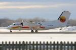 aircanadafunさんが、モントリオール・ピエール・エリオット・トルドー国際空港で撮影したクリーベック航空 DHC-8-102 Dash 8の航空フォト(写真)