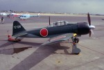ハミングバードさんが、名古屋飛行場で撮影した日本海軍 Zero 32/A6M3の航空フォト(写真)