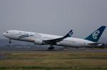 xxxxxzさんが、静岡空港で撮影したニュージーランド航空 767-319/ERの航空フォト(飛行機 写真・画像)