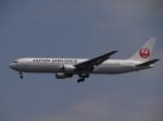 Shuichi.Gさんが、羽田空港で撮影した日本航空 767-346の航空フォト(写真)