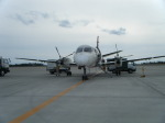 トレロカモミロさんが、奥尻空港で撮影した北海道エアシステム 340B/Plusの航空フォト(写真)