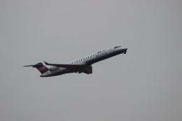 uhfxさんが、成田国際空港で撮影したアイベックスエアラインズ CL-600-2C10 Regional Jet CRJ-702の航空フォト(飛行機 写真・画像)