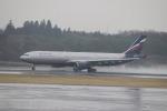 uhfxさんが、成田国際空港で撮影したアエロフロート・ロシア航空 A330-343Xの航空フォト(飛行機 写真・画像)