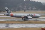 uhfxさんが、成田国際空港で撮影したジェットスター A320-232の航空フォト(飛行機 写真・画像)