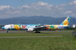 WING_ACEさんが、伊丹空港で撮影した全日空 777-381の航空フォト(飛行機 写真・画像)