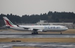 uhfxさんが、成田国際空港で撮影したスリランカ航空 A340-313Xの航空フォト(飛行機 写真・画像)