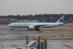 uhfxさんが、成田国際空港で撮影したエア・カナダ 777-333/ERの航空フォト(飛行機 写真・画像)