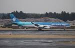 uhfxさんが、成田国際空港で撮影したエア・タヒチ・ヌイ A340-313Xの航空フォト(飛行機 写真・画像)