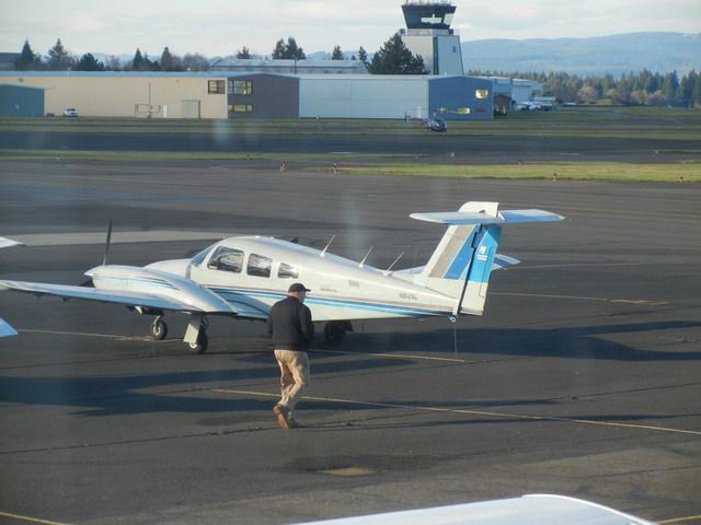 paoloさんが、ポートランド・ヒルズボロ空港で撮影したHillsboro Aviationの航空フォト(飛行機 写真・画像)