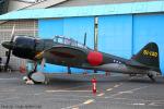 Chofu Spotter Ariaさんが、Off-Airport - Tokorozawaで撮影したプレーンズ・オブ・フェイム Zero 52/A6M5の航空フォト(写真)