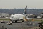 BanaBanaさんが、ボーイングフィールドで撮影したノリノール・エビエーション 737-2B6C/Advの航空フォト(写真)