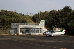 paoloさんが、薩摩硫黄島飛行場で撮影した新日本航空 172P Skyhawkの航空フォト(飛行機 写真・画像)
