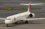 miyapppさんが、羽田空港で撮影した日本航空 MD-90-30の航空フォト(写真)