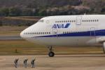 pringlesさんが、長崎空港で撮影した全日空 747-481(D)の航空フォト(写真)