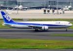 JA8077さんが、羽田空港で撮影した全日空 767-381の航空フォト(飛行機 写真・画像)