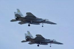 Cygnus 01さんが、御前崎分屯基地で撮影した航空自衛隊 F-15J Eagleの航空フォト(飛行機 写真・画像)