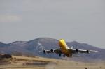 Dojalanaさんが、函館空港で撮影した全日空 747-481(D)の航空フォト(飛行機 写真・画像)