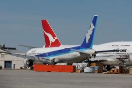 Hikobouzさんが、サザンカリフォルニアロジステクス空港で撮影した全日空 767-381の航空フォト(飛行機 写真・画像)