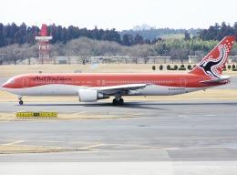 あかりんさんが、成田国際空港で撮影したオーストラリア航空 767-338/ERの航空フォト(写真)