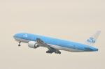 snow_shinさんが、福岡空港で撮影したKLMオランダ航空 777-206/ERの航空フォト(飛行機 写真・画像)