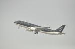 snow_shinさんが、福岡空港で撮影したスターフライヤー A320-214の航空フォト(飛行機 写真・画像)