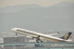 snow_shinさんが、福岡空港で撮影したシンガポール航空 A330-343Xの航空フォト(飛行機 写真・画像)