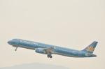 snow_shinさんが、福岡空港で撮影したベトナム航空 A321-231の航空フォト(飛行機 写真・画像)