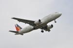 snow_shinさんが、福岡空港で撮影したフィリピン航空 A320-214の航空フォト(写真)