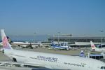 mickeyさんが、中部国際空港で撮影したチャイナエアライン A330-302の航空フォト(写真)
