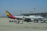mickeyさんが、中部国際空港で撮影したアシアナ航空 A330-323Xの航空フォト(写真)
