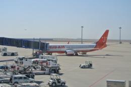 mickeyさんが、中部国際空港で撮影したチェジュ航空 737-82Rの航空フォト(写真)