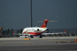 T.Sazenさんが、関西国際空港で撮影した不明 Challenger 600の航空フォト(飛行機 写真・画像)