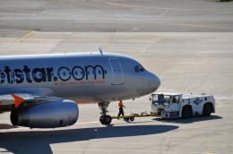 Co-pilootjeさんが、シドニー国際空港で撮影したジェットスター A320-232の航空フォト(飛行機 写真・画像)