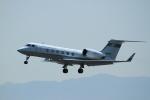 T.Sazenさんが、関西国際空港で撮影した国土交通省 航空局 G-IV Gulfstream IV-SPの航空フォト(写真)