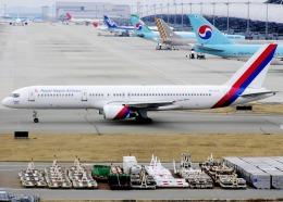 あかりんさんが、関西国際空港で撮影したロイヤル・ネパール航空 757-2F8の航空フォト(飛行機 写真・画像)