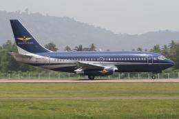 mountainhomeさんが、ランカウイ国際空港で撮影したエイビエーション・テクノロジーズ 737-2Q8/Advの航空フォト(飛行機 写真・画像)