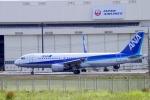 多楽さんが、成田国際空港で撮影した全日空 A320-214の航空フォト(写真)