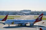 Co-pilootjeさんが、シドニー国際空港で撮影したカンタス航空 747-438の航空フォト(写真)