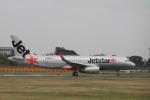 matsuさんが、成田国際空港で撮影したジェットスター・ジャパン A320-232の航空フォト(飛行機 写真・画像)
