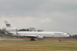 matsuさんが、成田国際空港で撮影したワールド・エアウェイズ MD-11の航空フォト(写真)