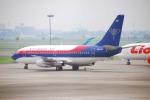 まいけるさんが、スカルノハッタ国際空港で撮影したスリウィジャヤ航空 737-236/Advの航空フォト(写真)