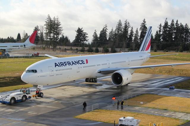 エールフランス航空 Boeing 777-...