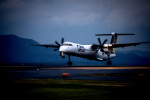 カヤノユウイチさんが、出雲空港で撮影した日本エアコミューター DHC-8-402Q Dash 8の航空フォト(飛行機 写真・画像)