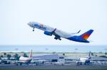 パンダさんが、ダニエル・K・イノウエ国際空港で撮影したアレジアント・エア 757-204の航空フォト(写真)