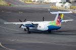 パンダさんが、ダニエル・K・イノウエ国際空港で撮影したアイランド・エア DHC-8-102A Dash 8の航空フォト(飛行機 写真・画像)