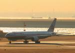 ふじいあきらさんが、羽田空港で撮影したアメリカン航空 777-223/ERの航空フォト(写真)